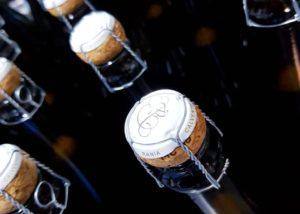 Bodegas Calvente bottles of wine in Spain