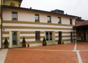 Buildings Of Ca' D'Or Winery