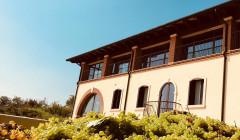 Main Building Of Canoso Winery