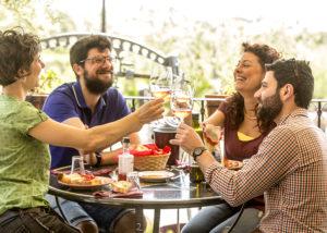 Wine Tasting At Cantina Del Vesuvio Winery