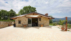Main Building Of Cantina Fegnan Winery