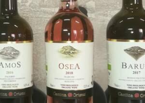 Wine Bottles of Cantina Ortenzi