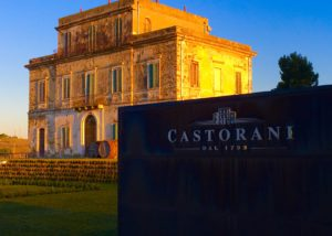 bulding of Castorani winery