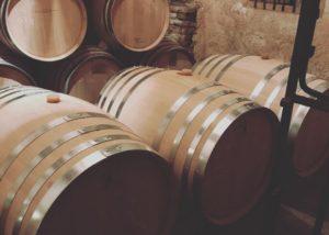 Barrels Of The Celler Joan Simó Winery