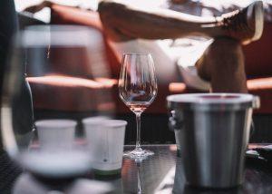 A Glass Of Wine By Corte Aleardi Winery