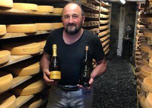 Owner Of Corte Quaiara Winery