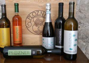 Bottles Of Wine By Cristiana Bettili Wines Winery