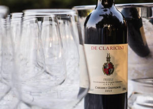 A Bottle Of Wine By De Claricini Winery