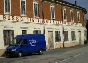 Building of Distilleria Bosso
