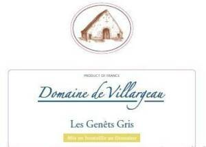 The Logo of Domaine de Villargeau