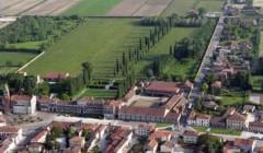 Aerial View Of Dominio Di Bagnoli Ss Winery