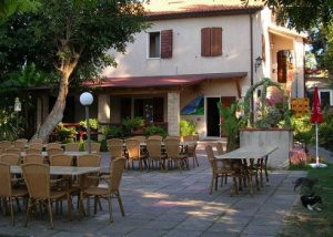 Building Of Fattoria Lucesole Winery