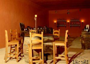 fernandez de arcaya amazing room for wine tasting sessions in spain