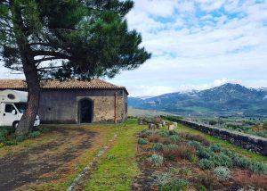 Building Of Girolamo Russo Winery