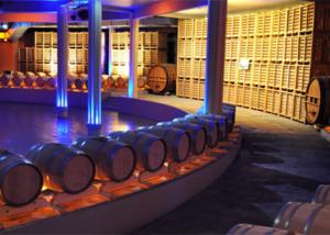 Cellar Of La Cave Des Producteurs De Jurançon Winery