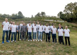 Team Of La Cave Des Producteurs De Jurançon Winery