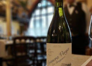 Wine Bottle Of The La Conreria D'Scala Dei Winery