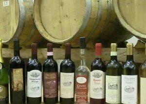 Bottles Of Wine By La Roccaia Winery