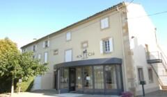 Building of Maison Antech