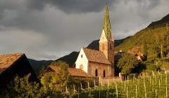 Buildings Of Messnerhof Winery
