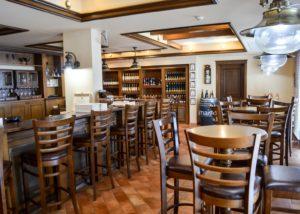 tasting room of minkov brothers winery