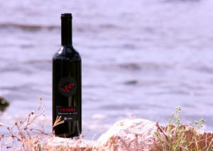 A Bottle Of Wine By Mulleri Winery