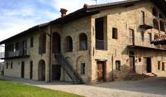 Main Building Of Pecchenino Winery