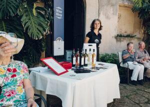 Wine Shop At Pupillo Winery