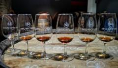 Bodegas Lavia full range of wines in Spain
