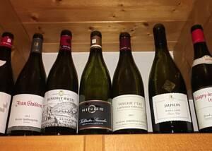 A Range of Weingut Konstanzer Bottles