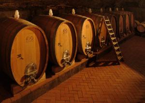 Cellar Of Rovero Winery
