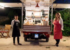 A Wine Truck Of Soloperto Vini Winery