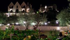 Building Of Soloperto Vini Winery