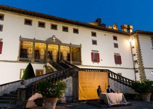 Main Building Of Tenuta Di Artimino Winery