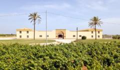 Building Of Tenuta Gorghi Tondi Winery