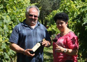 owners of tenuta maffone