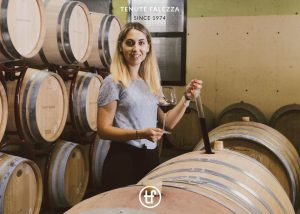 Owner Of Tenute Falezza Winery At The Cellar