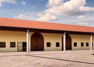 Main Building Of Tenute Falezza Winery