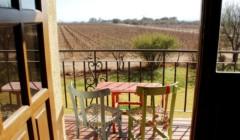 tukma amazing tables for wine tasting session on the balcony