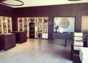 Tasting Room Of Vigneti Zanatta Winery