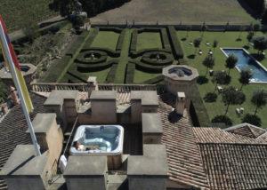 estate of villa baulieu