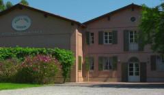 Main Building Of Villa Di Corlo Winery