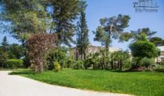 Building Of Villa Pinciana Winery