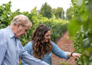 winemakers working at emeritus vineyards in united states