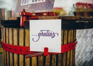 Bodegas Gratias. Familia y Viñedos winemaking tool in Spain