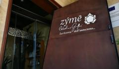 Entrance Of Zýmē Di Celestino Gaspari Winery