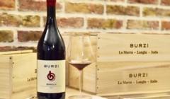 A Bottle Of Wine By Azienda Agricola Burzi Alberto Winery