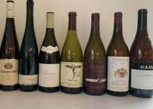 Bottles Of Wine By Azienda Agricola Burzi Alberto Winery