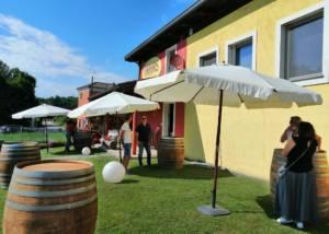 Building Of Azienda Agricola Luca Ferraris Winery