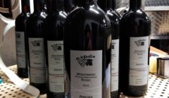 Bottles Of Wine By Ca 'D Tantin Organic Wines